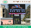 360 degree led display screens outdoor led advertising screen