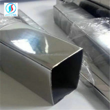 stainless steel square pipe grade 201 marine grade wall light