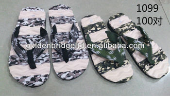 flat slippers sandal for men