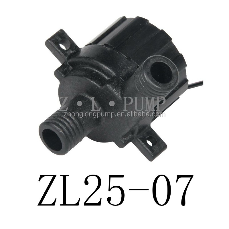 ZL38-08 BLDC water heater pump with G1/2 thread
