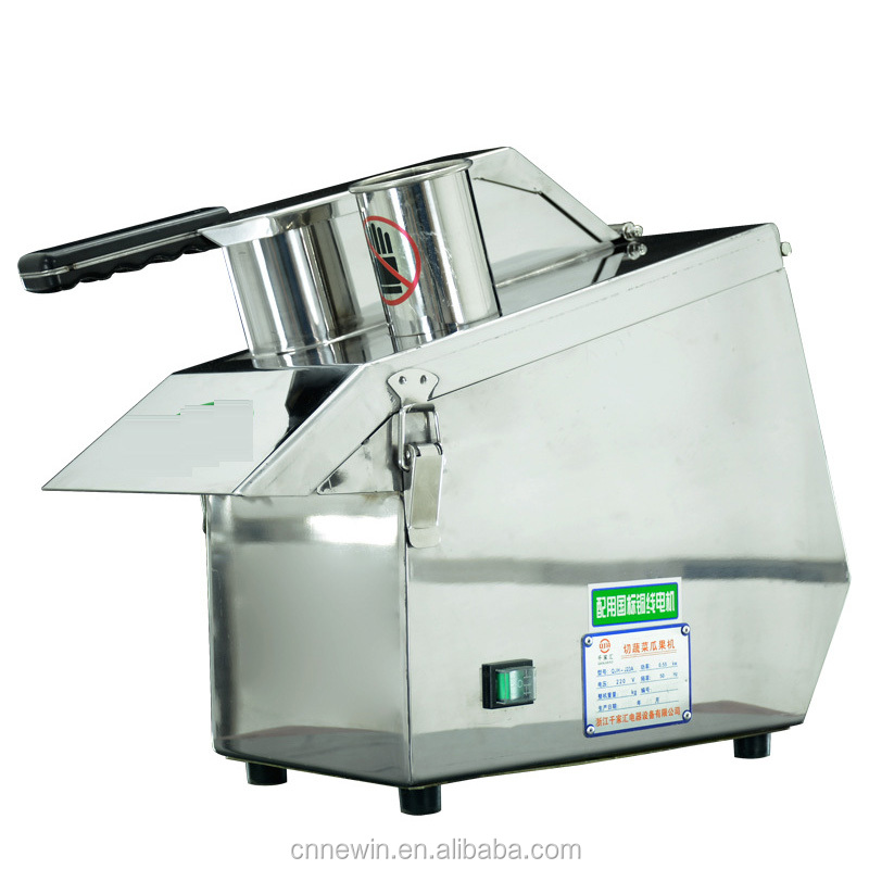 Electric Small Fruit and Vegetable Dicer Machine