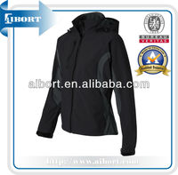 High Quality baseball outdoor jacket black