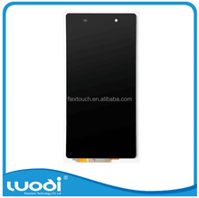 Best price LCD touch digitizer assembly LCD display digitizer for Sony Xperia Z2 D6543 Accept Paypal