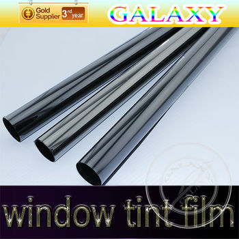 automobile exterior accessories solar window film 80% heat rejeation