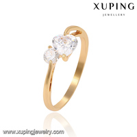 13841 Xuping fashion crystal jewelry best sellers ring