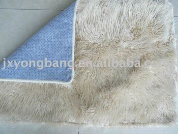 Long Artificial Fur Mat
