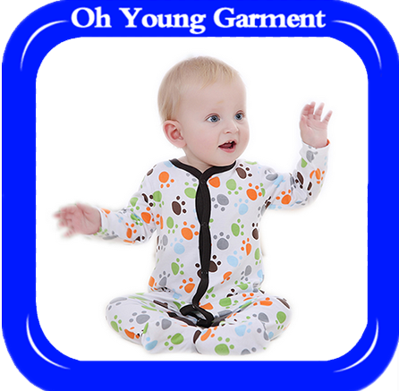 100% cotton organic baby clothes for baby boy,yarn dye cute design romantic baby garments with high quality soft fabric