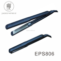Best hair crimpers reviews black volumizing hair straightener with attachments EPS806