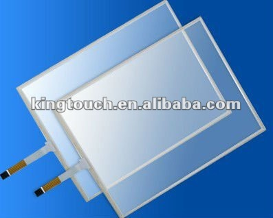 "4.5"" 4 Wire Resistive Touch Screen Panel"