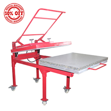 "31""x39"" Manual Large Format 220v/380v Big Size Sublimation Heat Press Transfer Printing Machine MHP01"