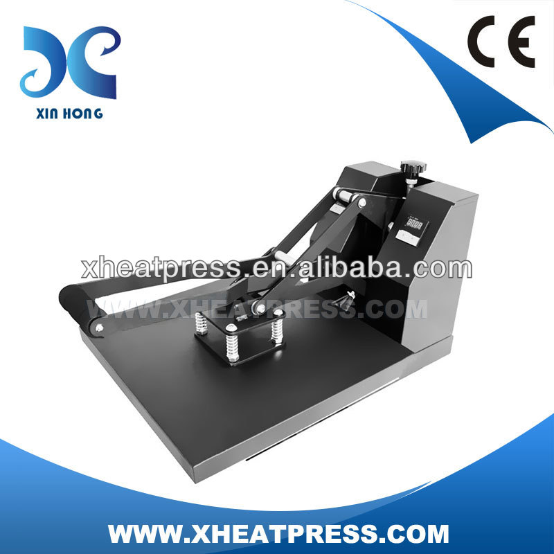 New Condition And Muticolor Type manual pad printing machine t-shirt heat stamping machine pressing machine