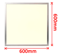 led hanging lights panel 60x60 led panel ceiling recessed light fitting