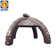 Advertising event promotion larger inflatable tent for activity