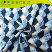 New 4 way stretch fabric fashion print fabric 2014