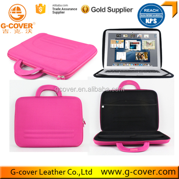 Wholesale EVA Custom Waterproof Shockproof Hard Shell Laptop Case