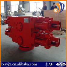 "API 7 1/16"" 5000psi Shaffer Double Ram BOP, Double Ram Blowout Preventer"
