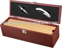 Single Wine Box Package / Box With Accessories