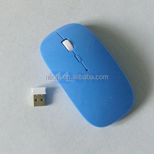 Full color 2.4g driver wireless usb mouse/usb wireless mouse