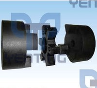 FLEXIBLE COUPLING FOR BATCHING PLANT