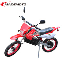 60V/1200W brushless electric dirt bike for adults