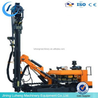 low price 400M cheapest truck mounted water well drilling rig SLY550 for sal
