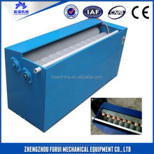 newest performance egg cleaner/high efficient good quality dirty egg washer for sale