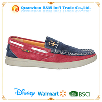 Slip on Pure men leather shoes from manufacture