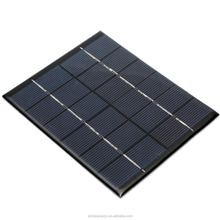 Grade A cells 1w 2w 3w small solar panels for toys