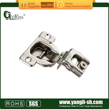 YANGLI soft closing kitchen cabinet hinge with American frame type ...