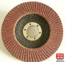 40grit 115x22mm flower shape flap abrasive disc diamond flap wheel