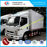 Yuejin cargo van,delivery vans for sale