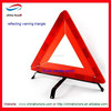 portable reflecting warning triangle/safety reflector warning triangle