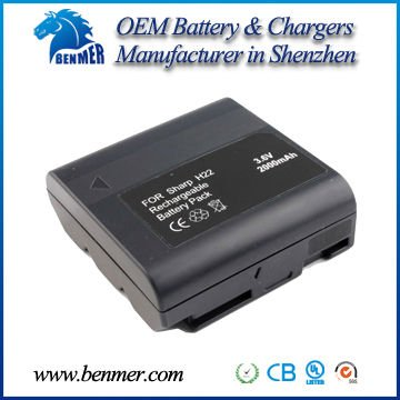 camcorder battery For BT-H22/H21