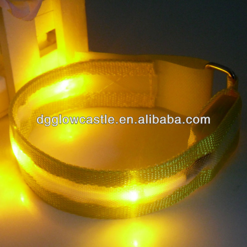 Party favors led wristbands armband for events