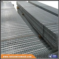 High quality catwalk decking grating( factory , ISO 9001 certificate )