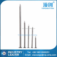 common iron nails with brand topcreation in Hebei china