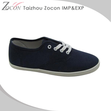 Competitive Price Latest High Quality Brand Name Canvas Shoes