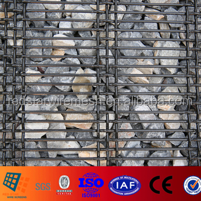 #74 65Mn High Tensile Steel Shaker Screen Mesh for Vibrating Screen