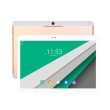 Top selling 2100MHz wcdma 3g phone call tablet android 6.0 quad core tablet pc ,metal case ips 1gb+16gb tablet pc 10 inch