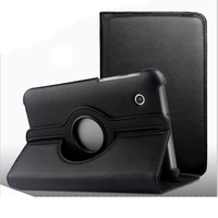 360 Rotating Stand Flip PU Leather Smart Tablet Cover Case For Samsung Galaxy Tab P3100