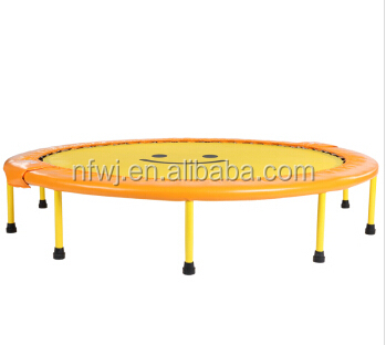 mini folding cheap trampolines of various sizes