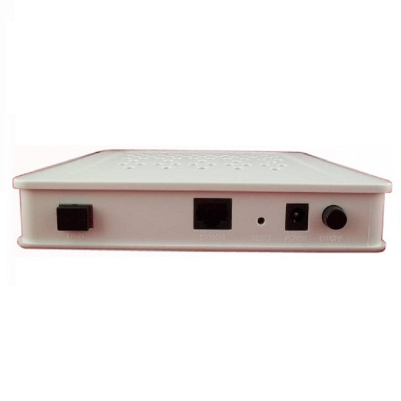 Fast Ethernet FTTH modem EPON ONU with <strong>1</strong> x 10/100M ethernet port
