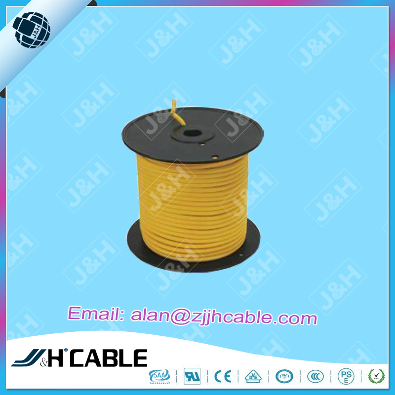 CE VDE Standard H05BN4-F Rubber Waterproof Cables