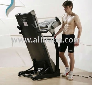Auto-Fold Motorized Treadmill