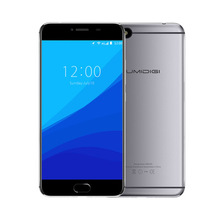 "UMIDIGI C Note Android 7.0 Cellphone MTK6737T Quad Core 3GB+32GB 13MP camera Fingerprint Mobile Phone 5.5"" FHD 4G LTE smartphone"