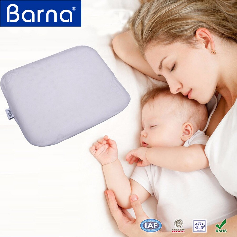 1-4 years old children memory foam baby pillow child toddler pillow