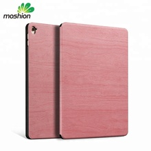 Factory Cheap Price Anti-shock PU Leather Tablet Case for iPad 4