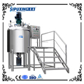 Guangzhou SPX mayonaise making machine, mayonaise mixer