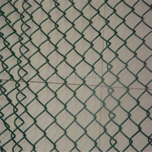 Heavy Duty Stainless Steel 9 Gauge Plastic Coated Chain Link Fence