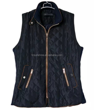 Wholesale Diamond Quilted Hunting Shooting Vest